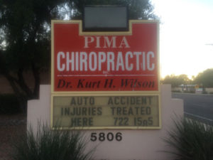 Chiropractic in Tucson